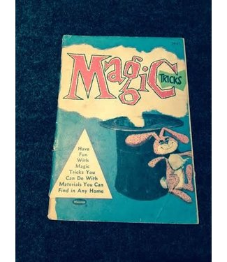 USED Magic Tricks by Frances A. Frey - Book (M7)