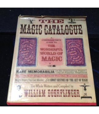 Book - USED The Magic Catalog by William Doerflimger (M7)