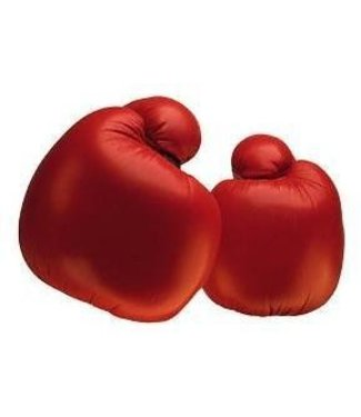 Costume Culture by Franco American Boxing Gloves - Red (C11)