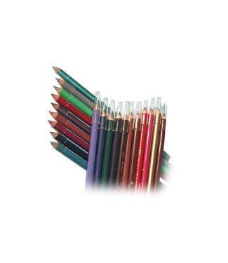Lip/Eye Liner Pencil Dark Brown by Kohl