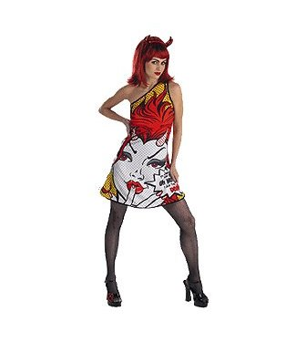 Disguise Pop Devil Adult