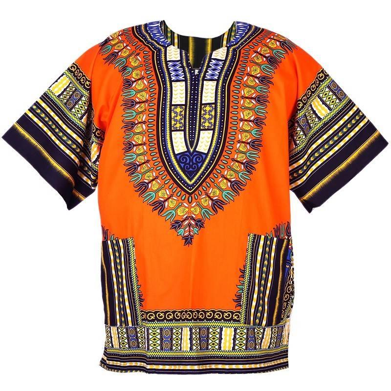 24f482a605a Dashiki Shirt (assorted colors) Plus Size - Ronjo Magic