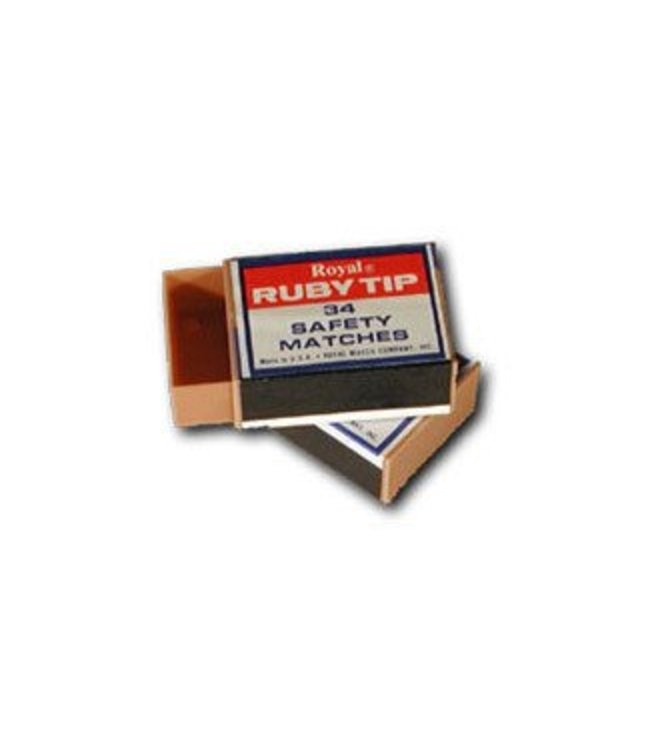 Matchless Matchboxes by Royal Magic (M12)
