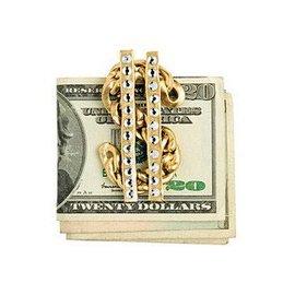 Fun World Pimp Money Clip (C4)