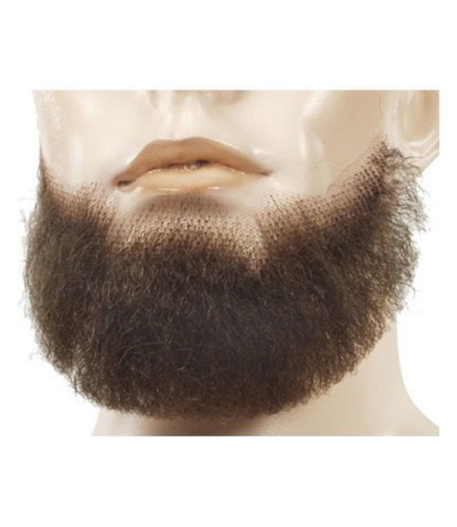 Morris Costumes and Lacey Fashions Beard 5 Point Brown