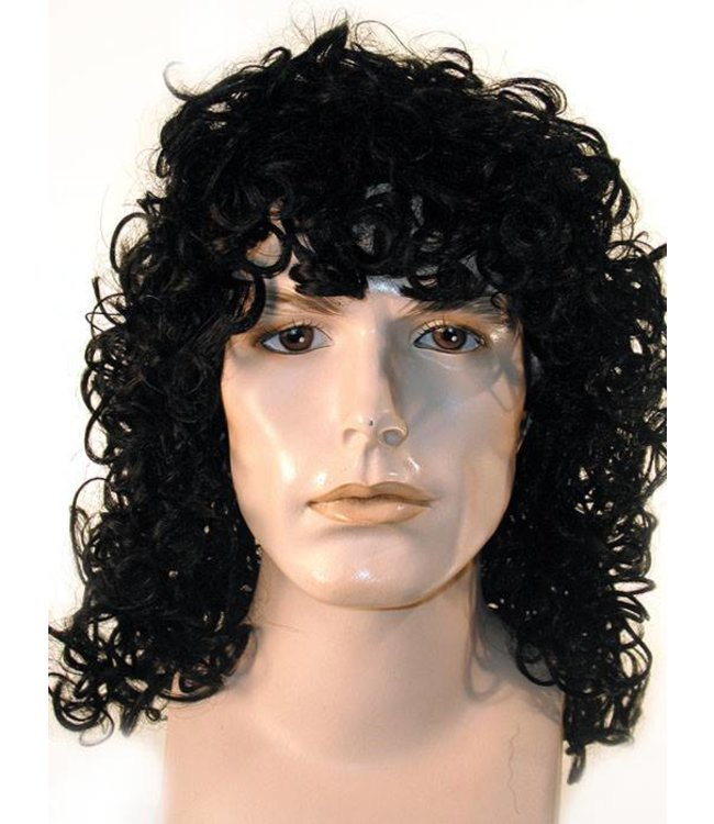 Morris Costumes and Lacey Fashions Long Michael Jackson Fancy Bargain Wig