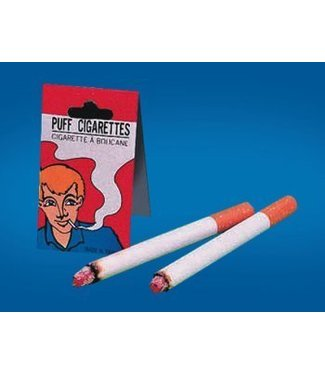 Puff Cigarettes - 2 pack