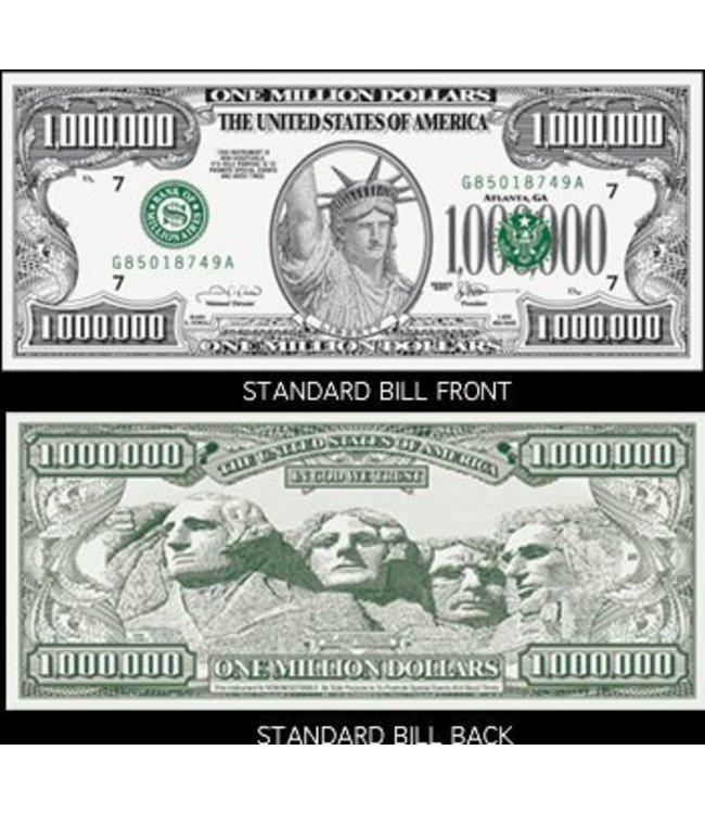 Million Dollar Bill - EACH