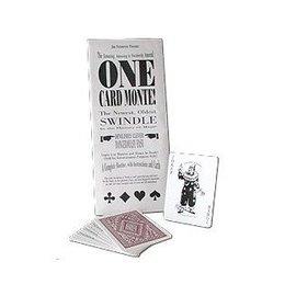 Card - One Card Monte by Jim Steinmeyer (M10)