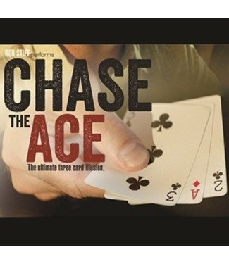 Chase The Ace With DVD by Magic Makers (M10)