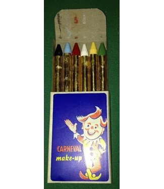 Carneval Make-up Grease Paint Sticks