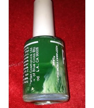 Nail Polish, Green Parfait by Blue Cross Cosmetics