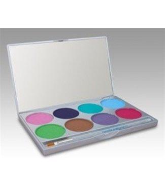 Mehron Paradise AQ Palette - Pastel
