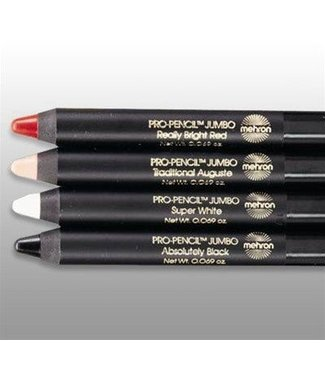 Mehron Pro Pencil Jumbo - Really Bright Red