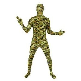 Morphsuits Commando Morphsuit, Adult XL