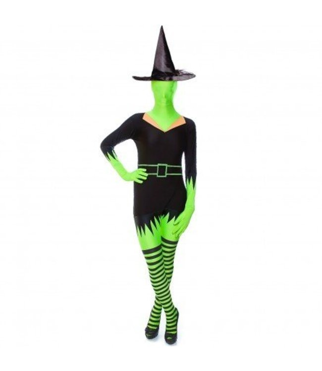 Morphsuits Green Witch Morphsuit Medium