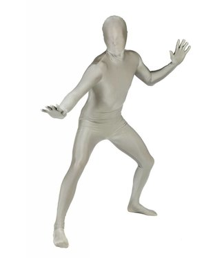 Morphsuits Original Morphsuit Silver 2XL