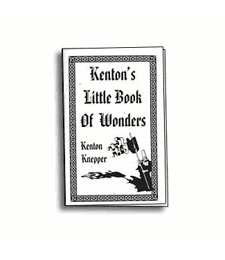 Book - Kenton's Little Book of Wonders by Kenton Knepper (M7)