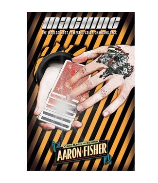 Machine by Aaron Fisher (M10)