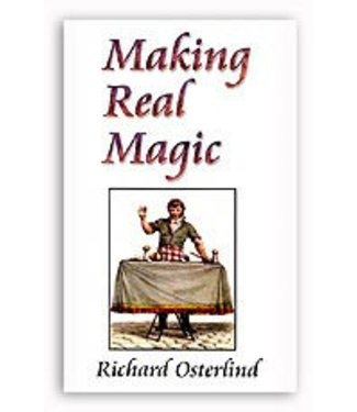 Book - Making Real Magic by Richard Osterlind (M7)