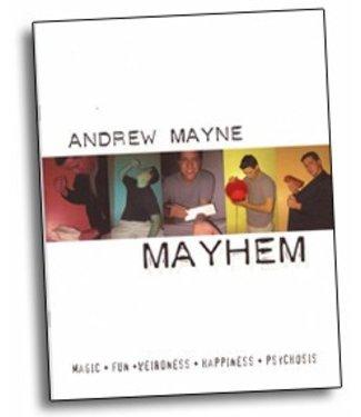 Book - Mayhem by Andrew Mayne (M7)