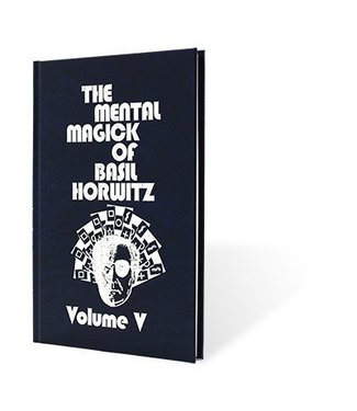 Book - The Mental Magick of Basil Horwitz Vol. 5 (M7)