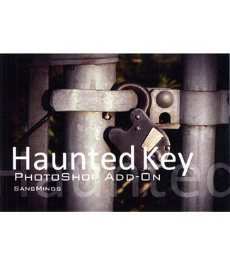 Photoshop Haunted Key (ADD ON) by Will Tsai and SansMinds Creative Lab