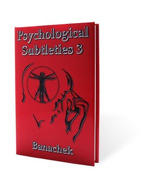 Psychological Subtleties 3 (PS3) by Banachek (M7)