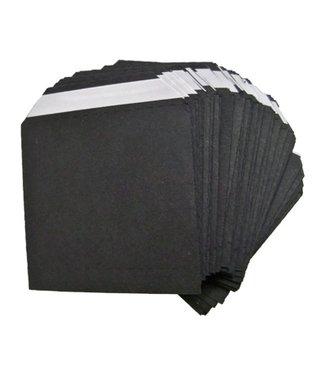 Nest of Wallets refill Envelopes 50 units (Black no Window) - Trick M5