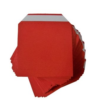 Nest of Wallets refill Envelopes 50 units (Red no Window) - Trick M5