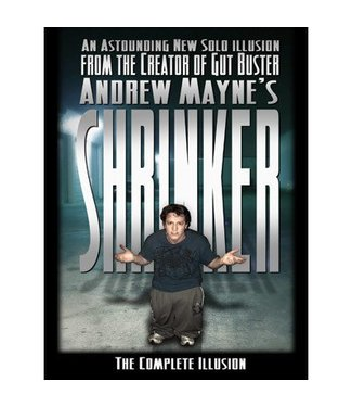 Shrinker by Andrew Mayne and Weird Things  (M12)