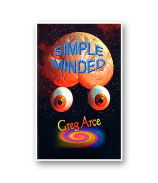 Book - Simple Minded (Limited) by Gregory Arce (M7)