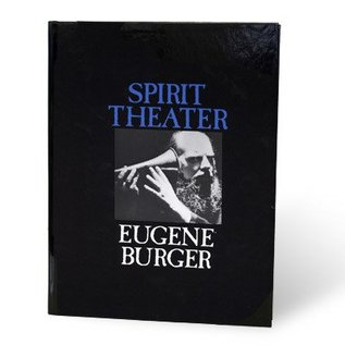 Book - Spirit Theater by Eugene Burger From Kaufman & Company (M7)