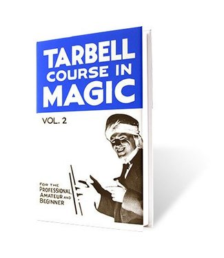 Book - Tarbell Course in Magic Volume 2 by Harlan Tarbell from E-Z Magic  (M7)