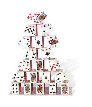 Card Castle 17 inch by Uday (M9)