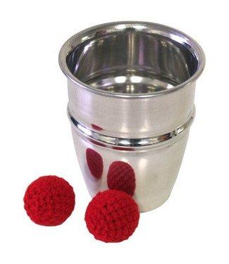 Chop Cup Aluminum – India