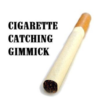 Cigarette Catching Gimmick, Set Of 2 by Uday (M10)