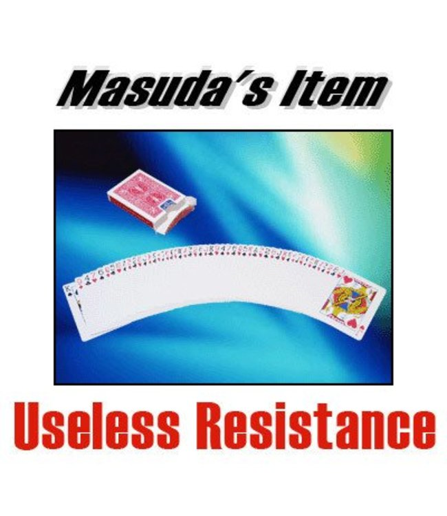 Card - Useless Resistance by Katsuya Masuda from Atto(M10)