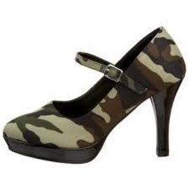 Soldier Shoes-06 Size 7
