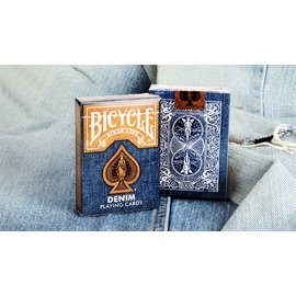 United States Playing Card Company Bicycle Denim Playing Card by Collectable Playing Cards