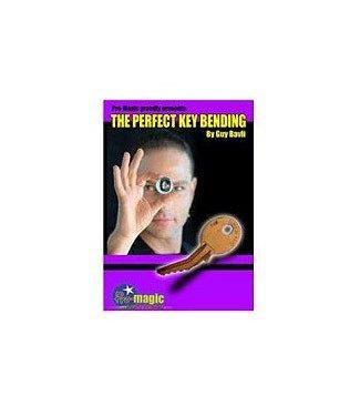 Perfect Key Bending - Guy Bavli by Pro Magic (M10)