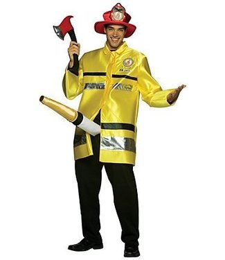 Rasta Imposta The Fire Extinguisher - Adult One SIze