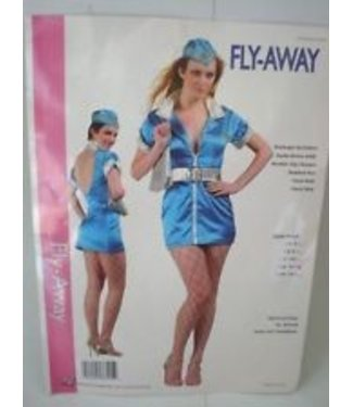 RG Costumes And Accessories Fly-Away 2XL 16-18