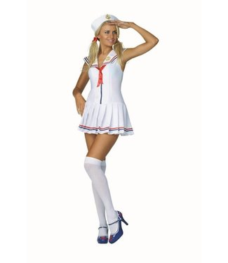 RG Costumes And Accessories Sailors Delight - Adult XL 12-14