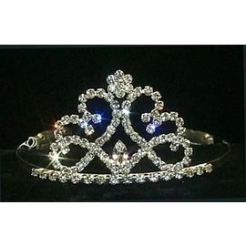 Floweramp Tiara - 2 Inches Tall