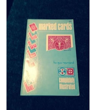 Book - USED Marked Cards by Guy Raymond (M7)