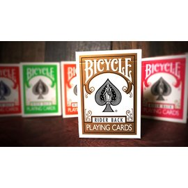 United States Playing Card Company Bicycle Gold Playing Cards by US Playing Cards