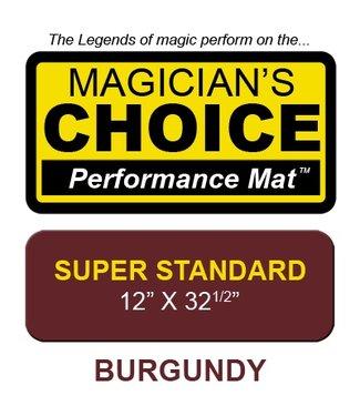 Ronjo Performance Mat Super Standard Burgundy