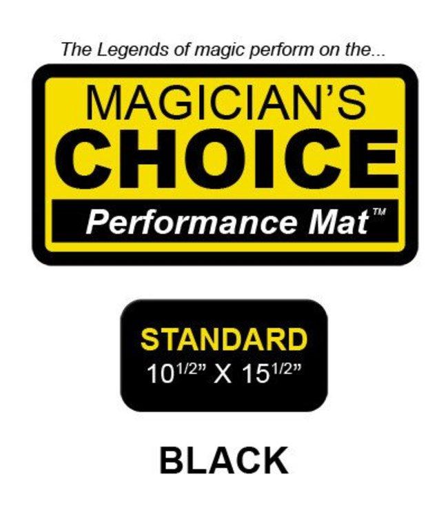 Ronjo Performance Mat Standard, Black 10.5 x 15 in