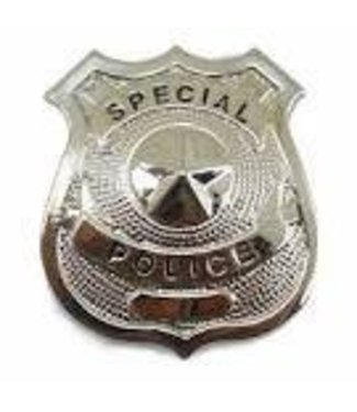 Special Police Badge by Rothco (C12)